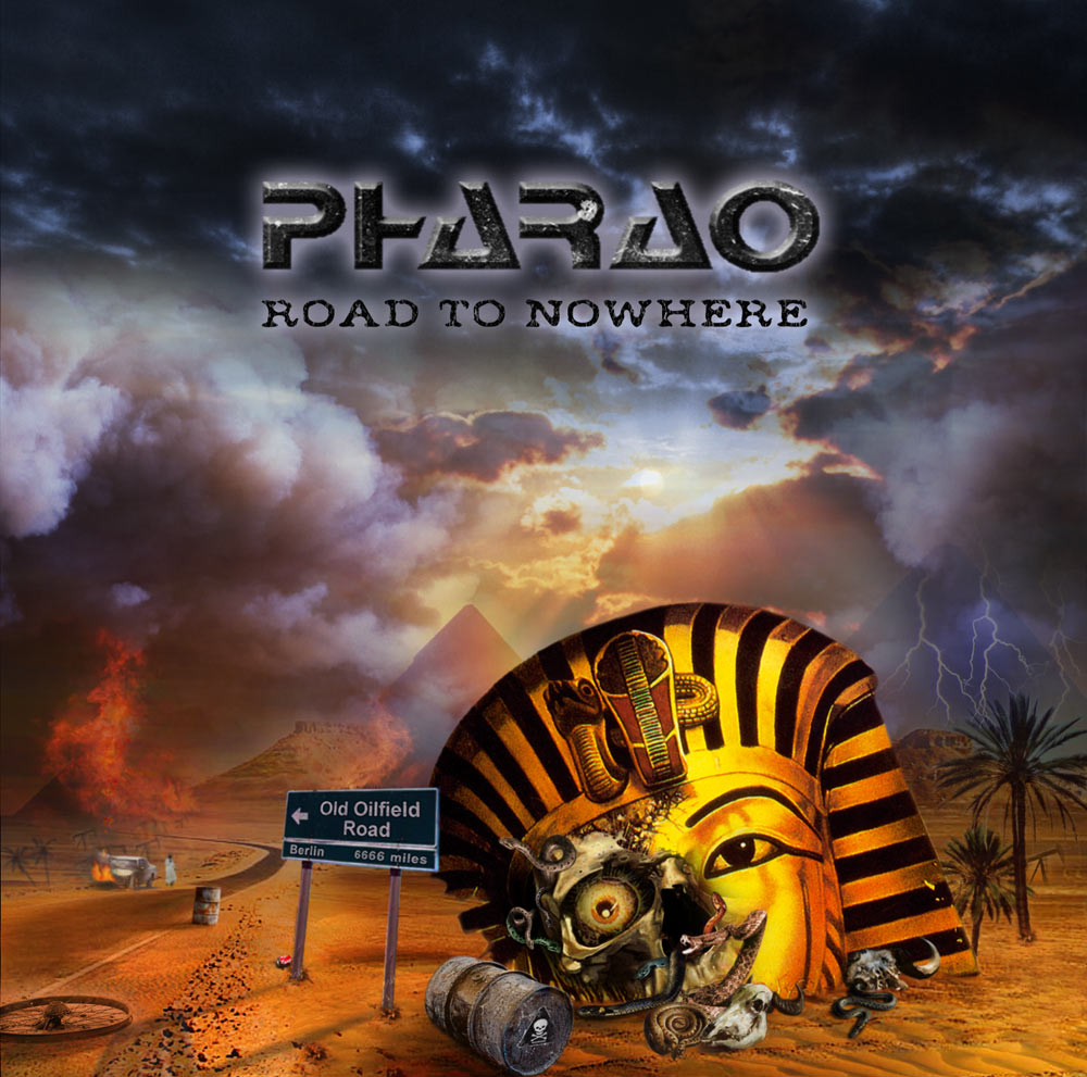 Cover PHARAO-ROAD TO NOWHERE,jpg
